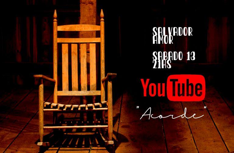 Concierto por Youtube