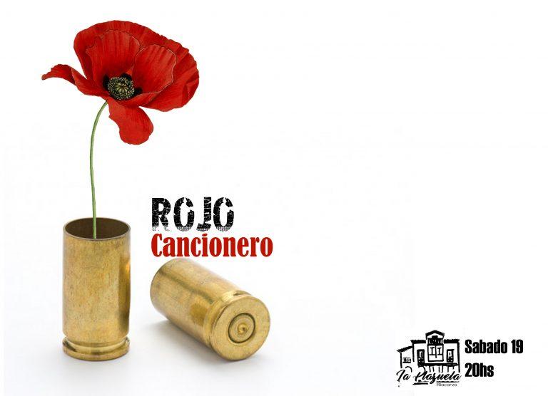 Rojo Cancionero y Exposición de Artakanto